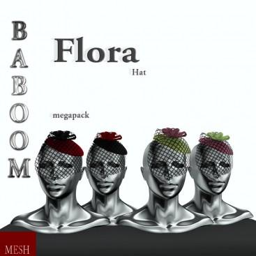 Baboom-Flora-Hat-megapack
