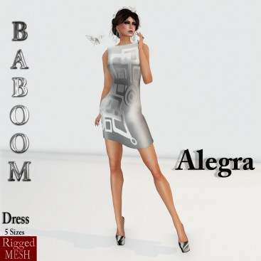 Baboom- alegra- silver