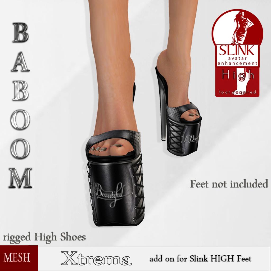Baboom-Slink High-Extrema- Beautyful