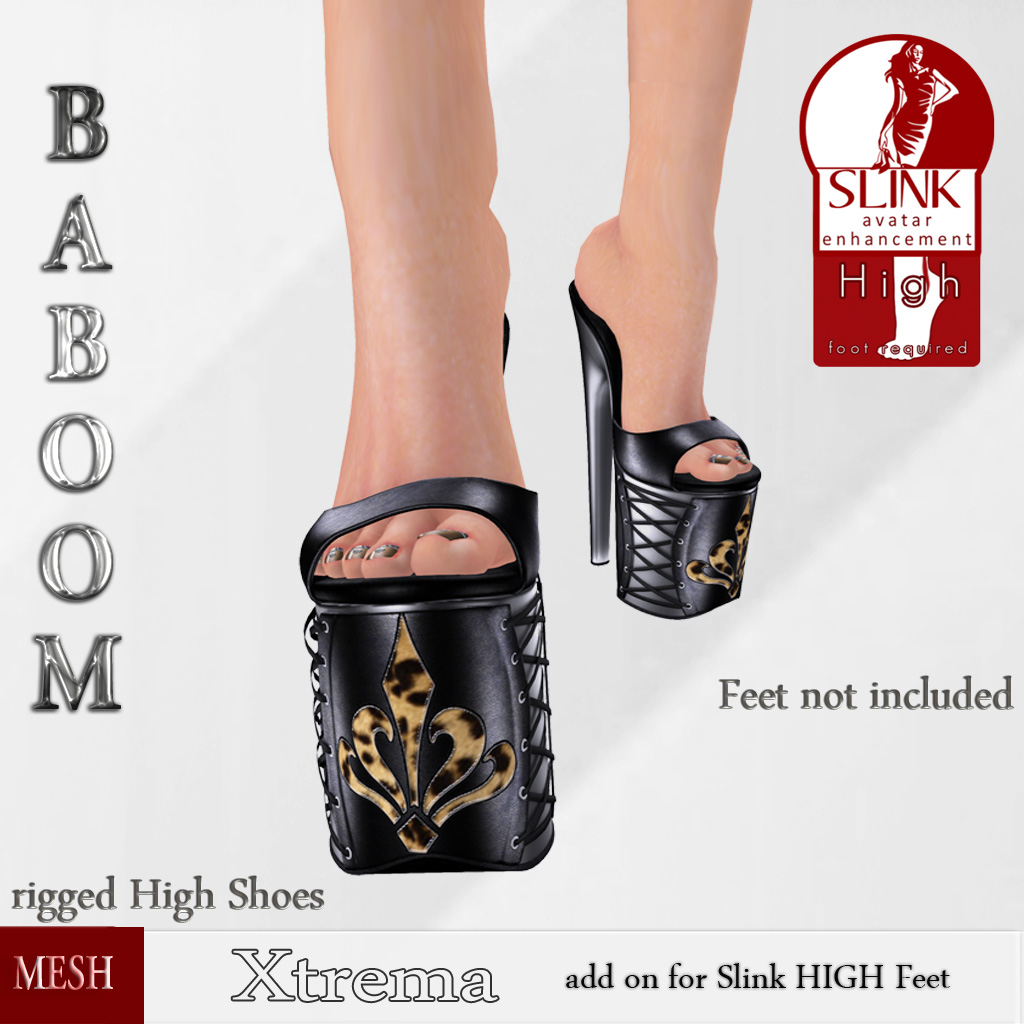 Baboom-Slink High-Extrema- Fur