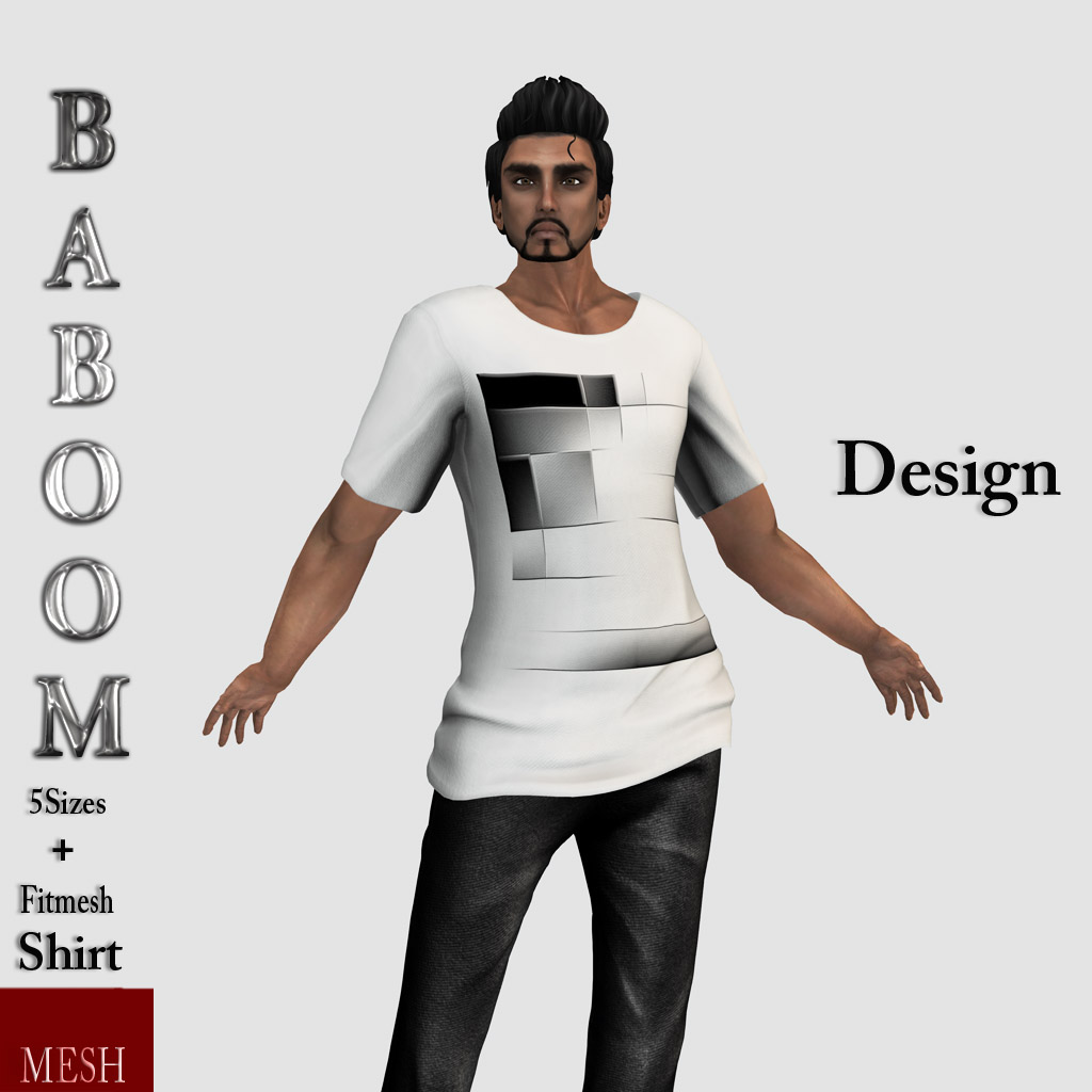 Baboom-Design-manshirt- light