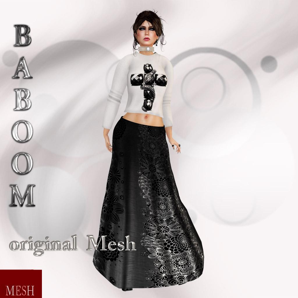 Baboom- original mesh Pulli