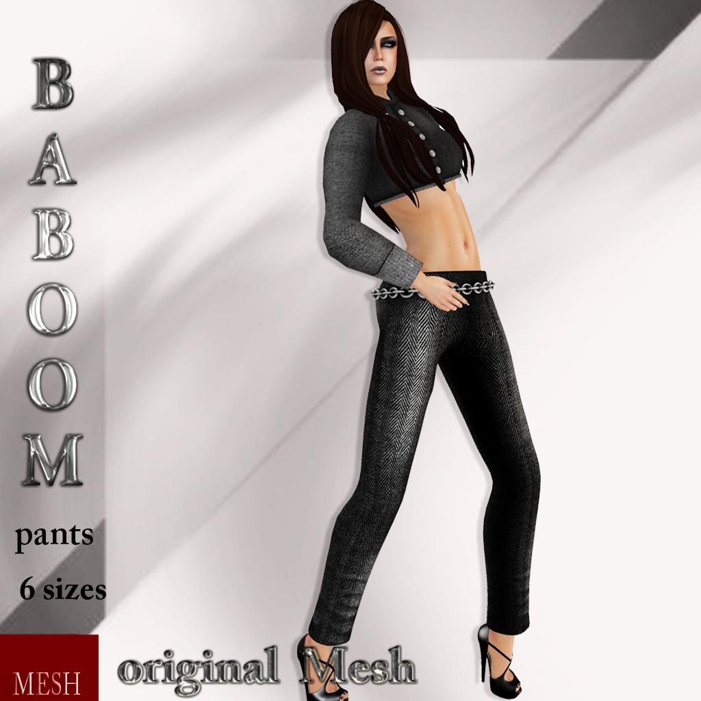 Baboom-originalMesh-Pants-City