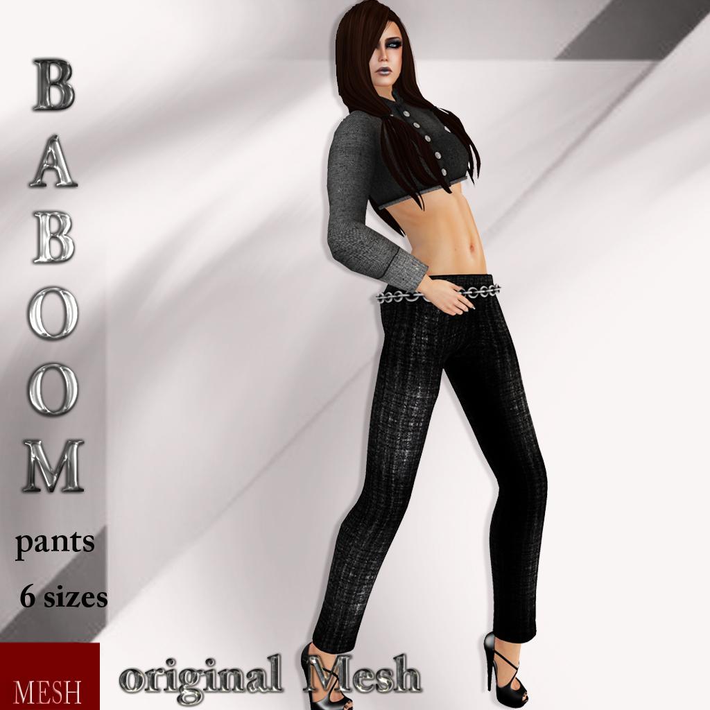 Baboom-originalMesh-Pants-Park