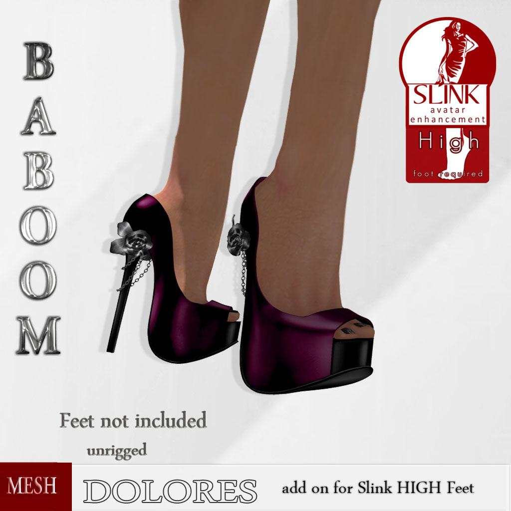 Baboom_DOLORES-SLINKhigh_ pink