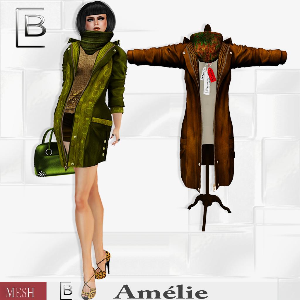 Baboom-Amelie-coat- brown