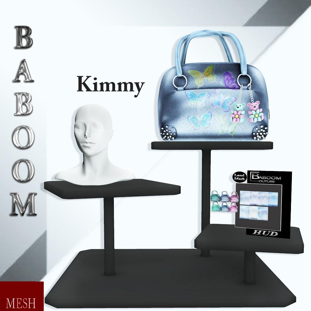 Baboom- Kimmy-handtasche- blue