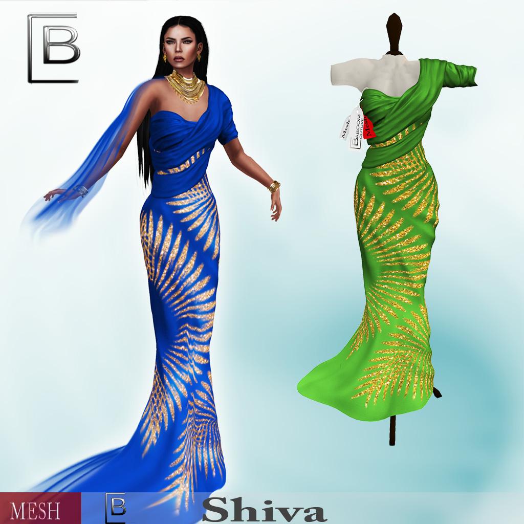 Baboom-shiva-green