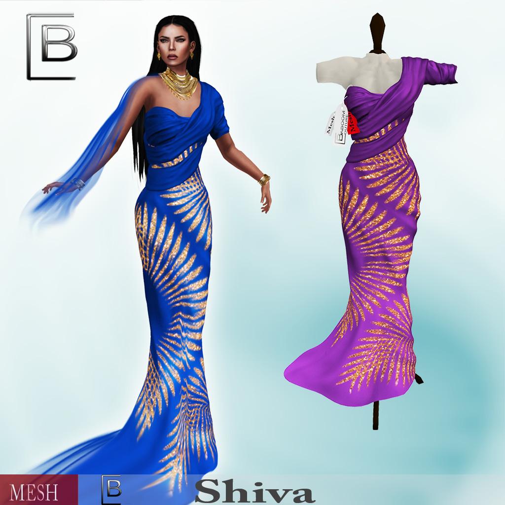 Baboom-shiva-lilac