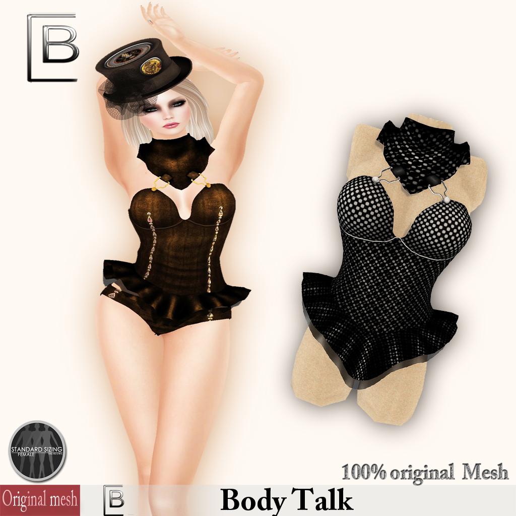 Baboom-Bodytalk-OriginalMesh-pointed