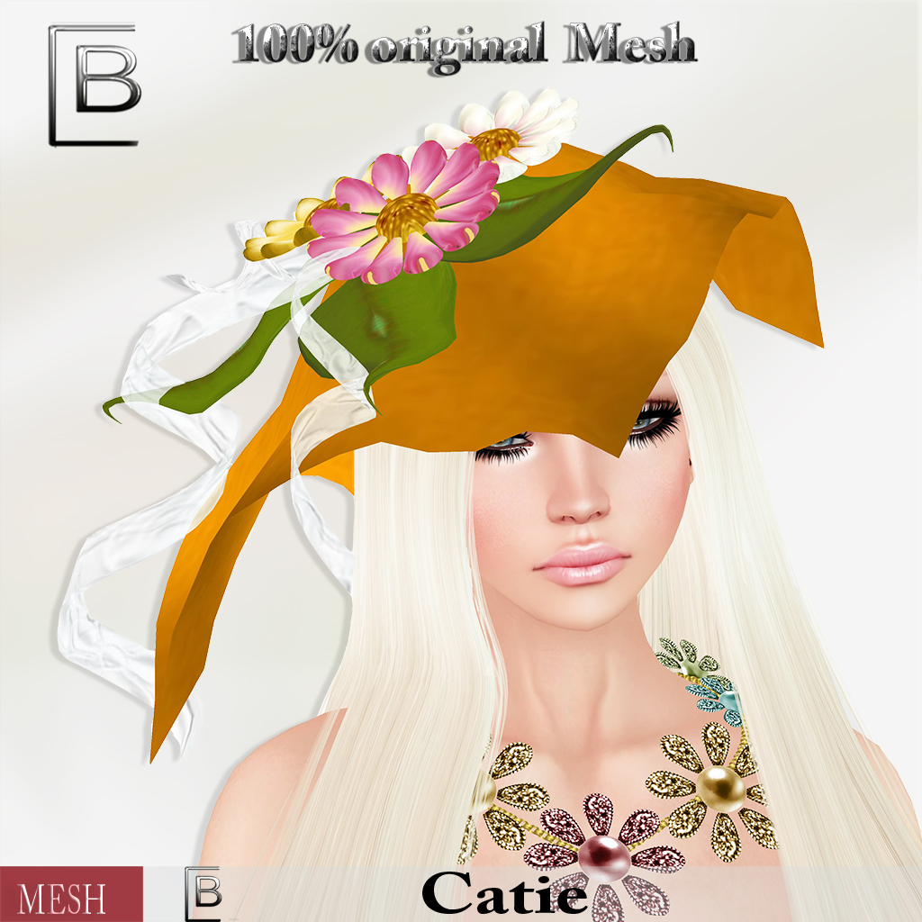 Baboom-Catie originalmesh-doldy