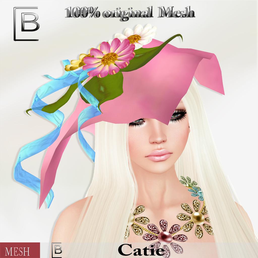 Baboom-Catie originalmesh-pinky