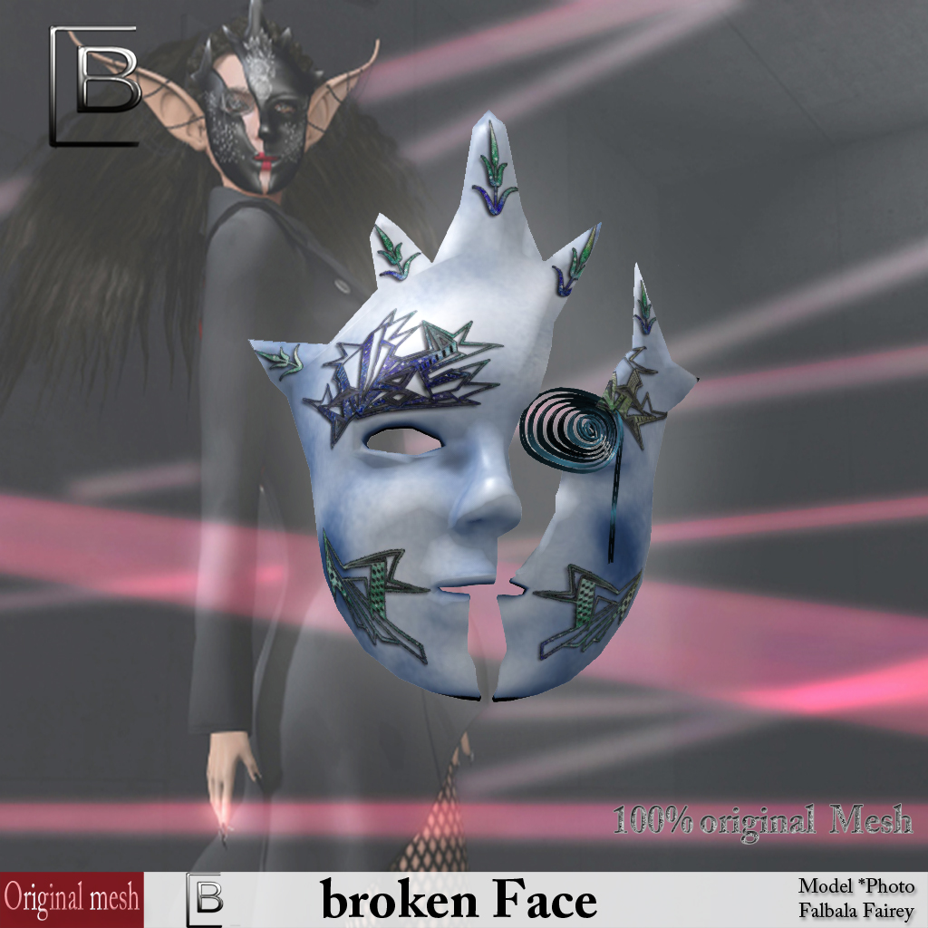 Baboom-brokenFace porcelain-blue-originalMesh