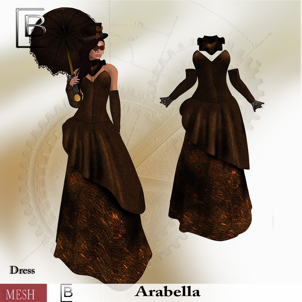 Baboom-arabella dress