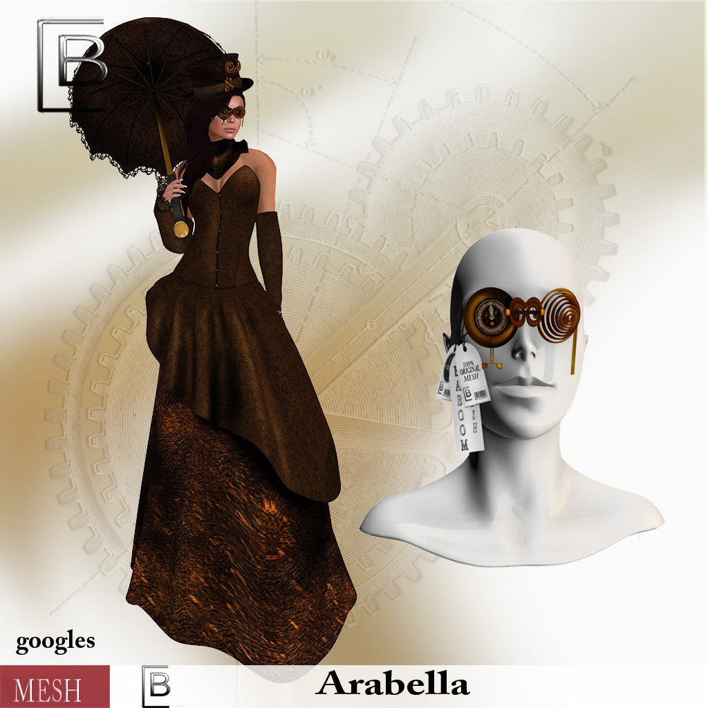 Baboom-arabella -googles