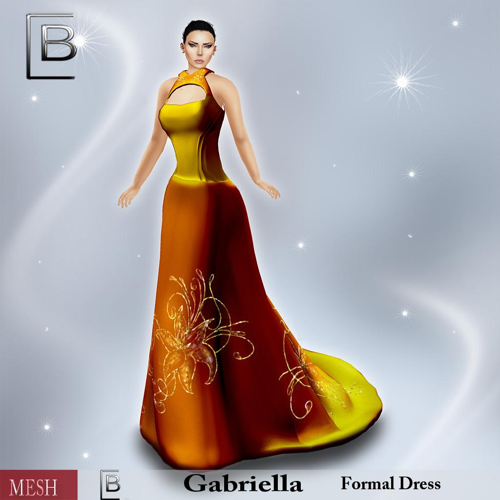 Baboom-Gabriella-meshGown-earth