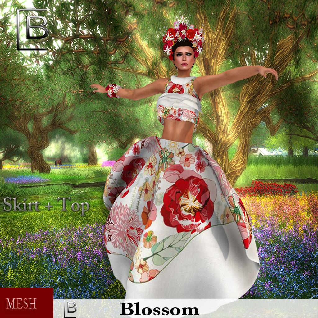 Baboom- Blossom