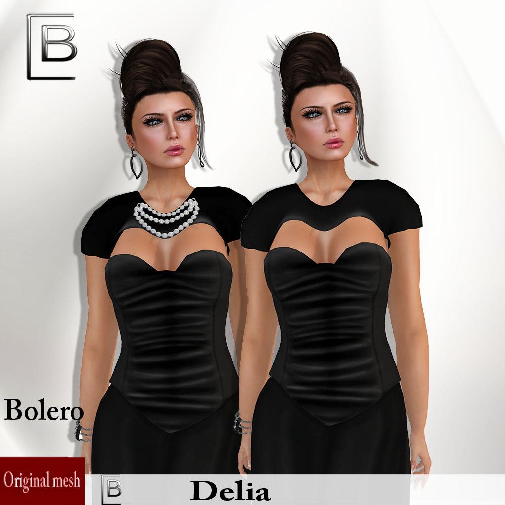 Baboom-Delia - Bolero
