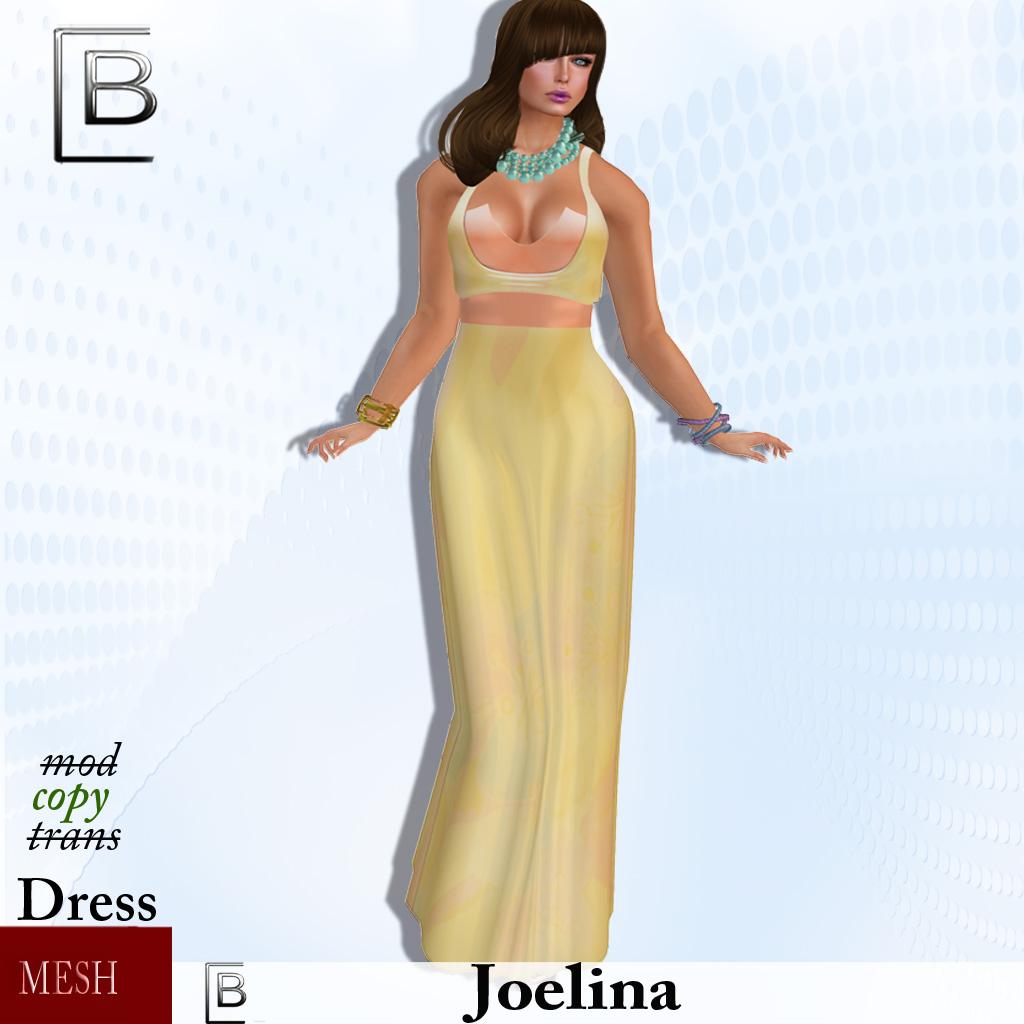 Baboom-JoelinaDress-yellow