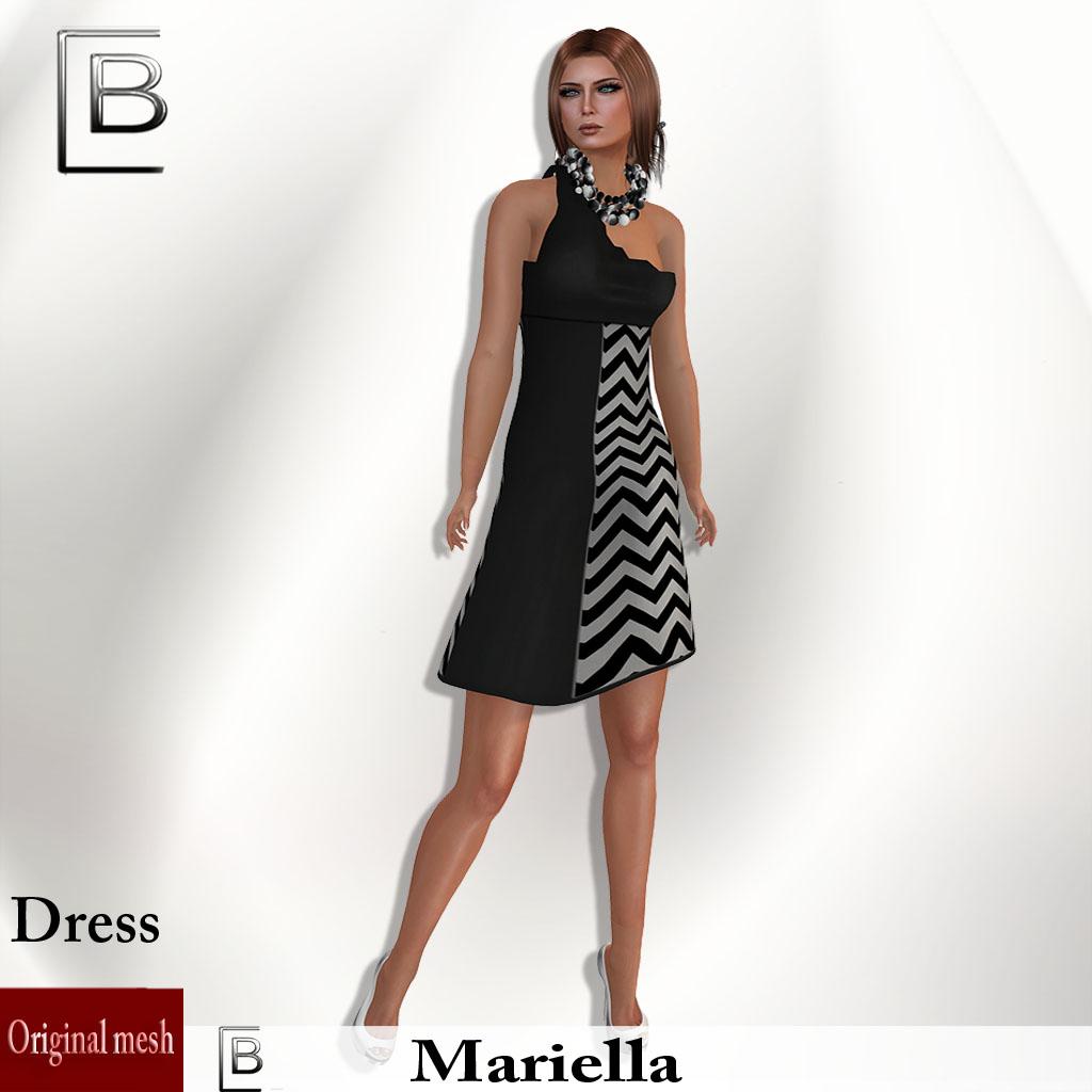 Baboom- Mariella-Line-black