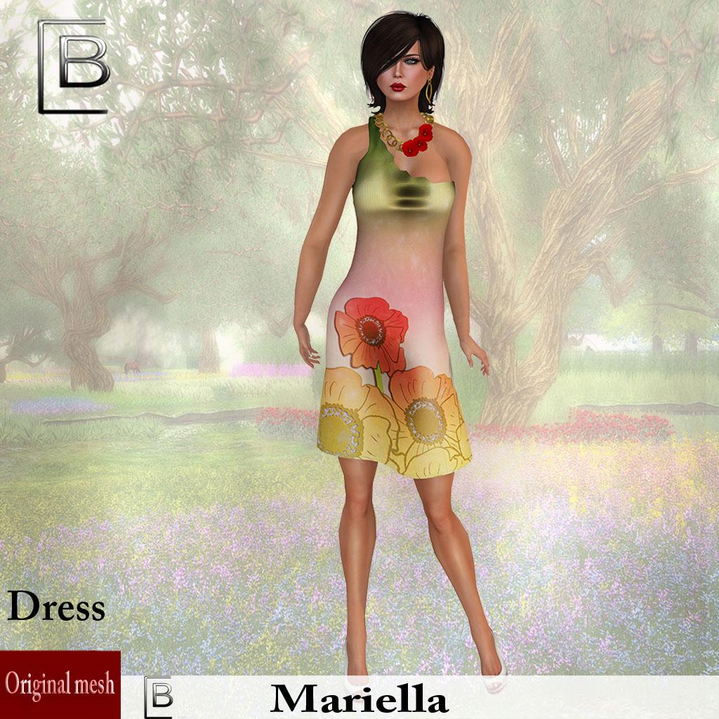 Baboom- Mariella-Poppy