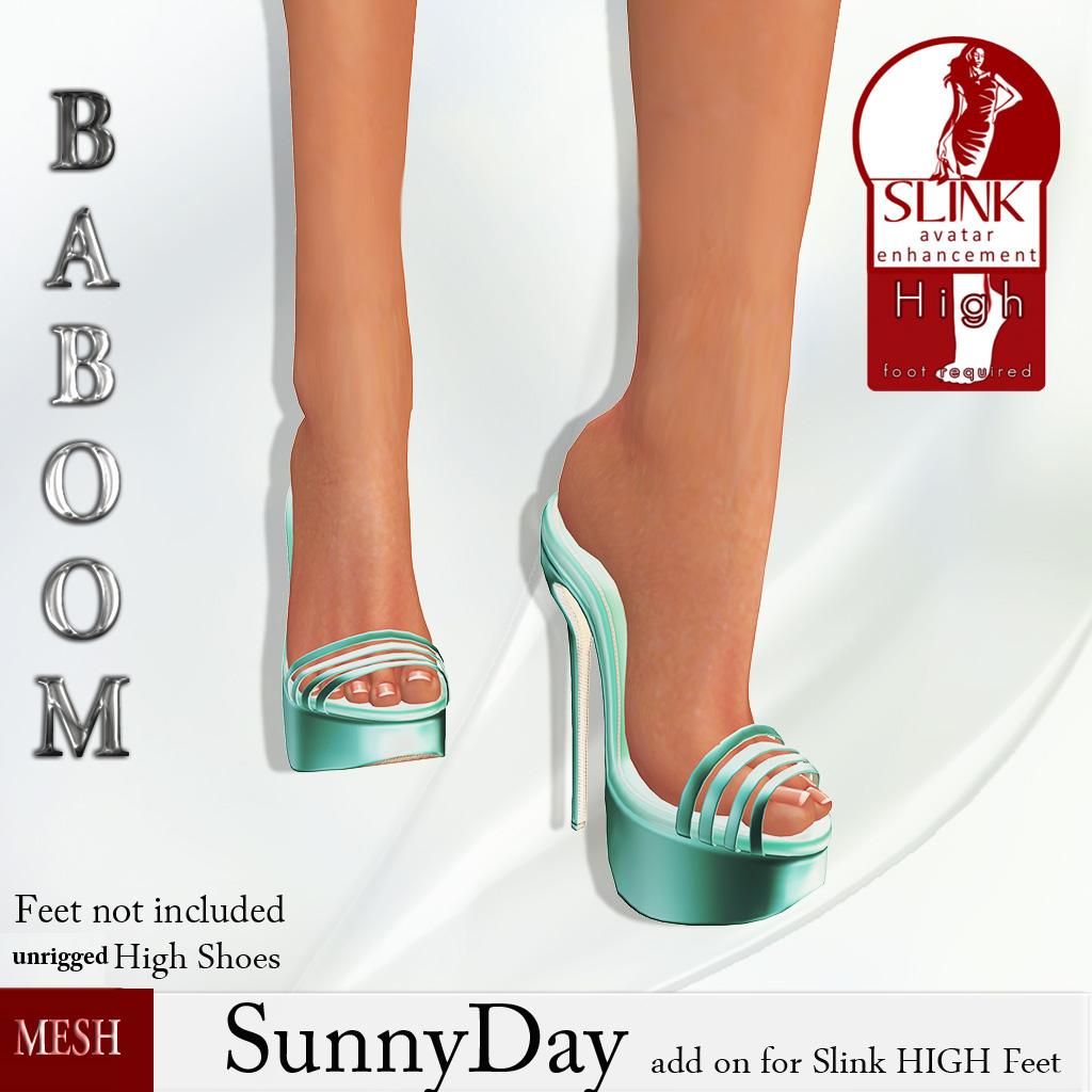 Baboom-SynnyDay-green -highSLINK
