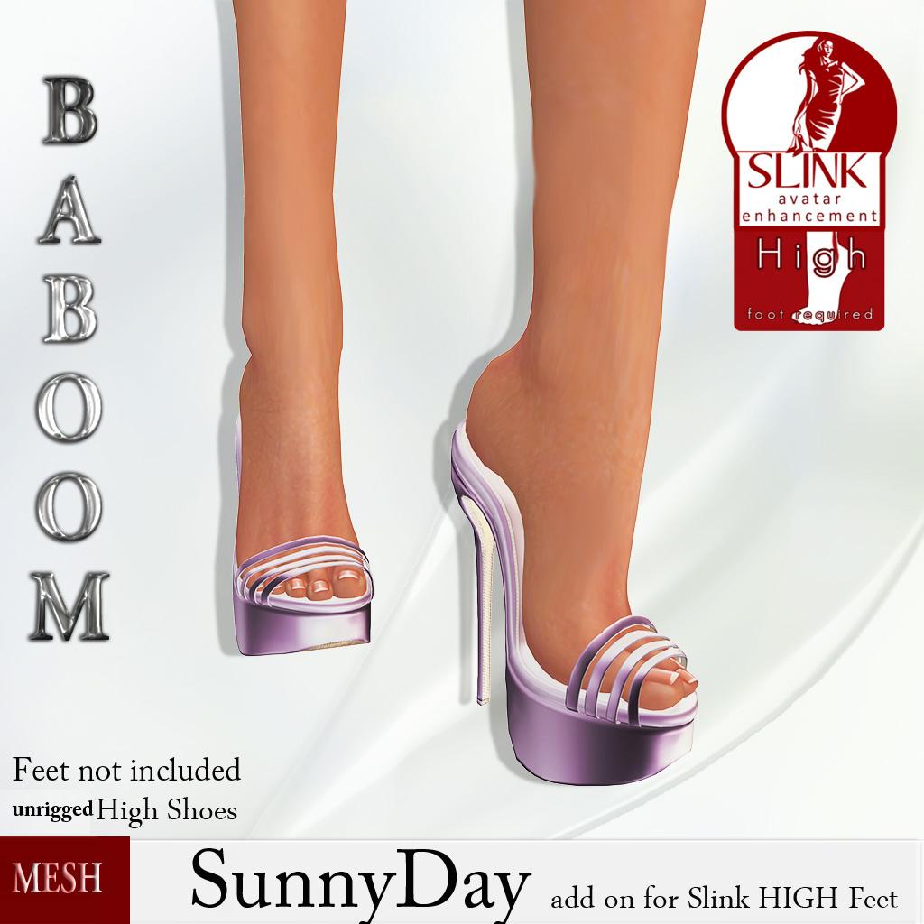 Baboom-SynnyDay-lila -highSLINK