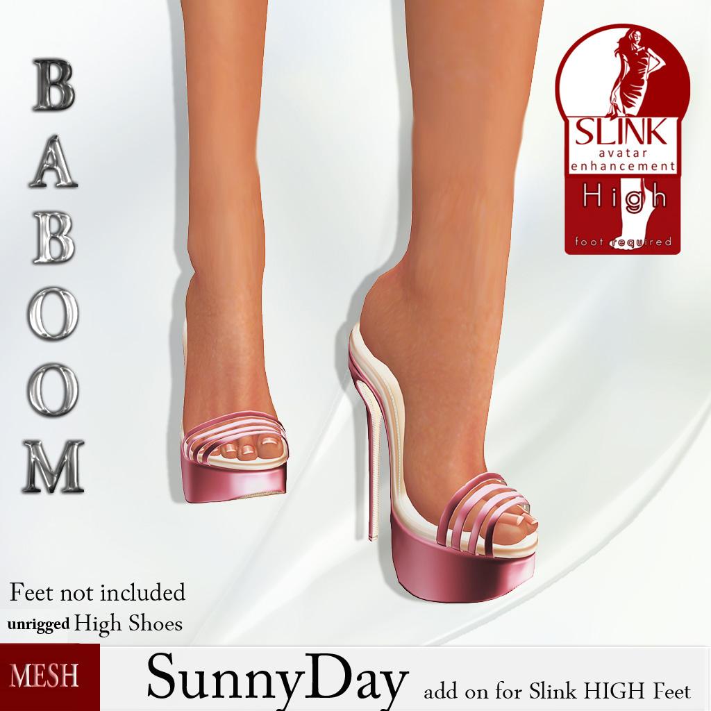 Baboom-SynnyDay-red -highSLINK