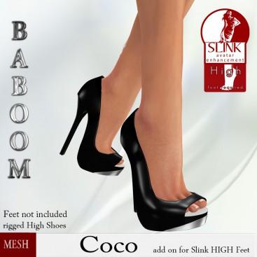 Baboom COCO-black- 01