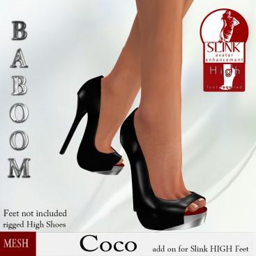 Baboom COCO-black- 02