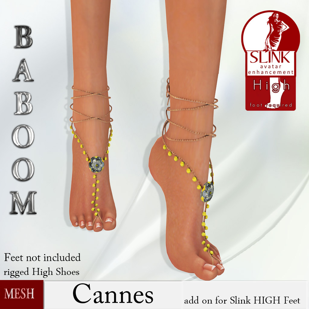 Baboom-Cannes-highSLINK-yellow
