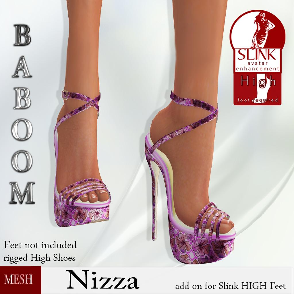 BaboomNizza-highSLINK-lila