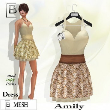 Baboom-AMILY-dress- light- brown