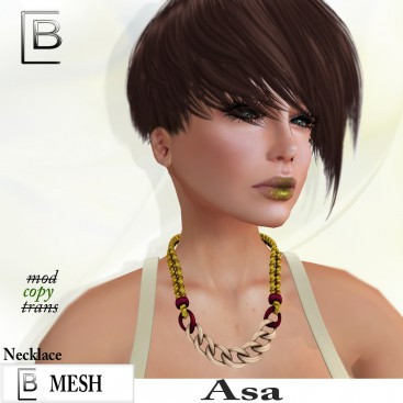 Baboom-ASA- necklace- mix