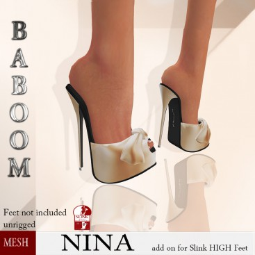 Baboom-NINA-Slink high- light