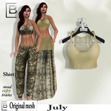 Baboom-July- Tanktop-uni