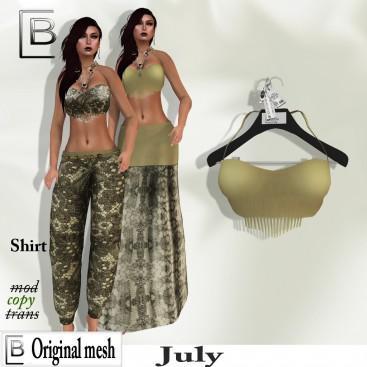 Baboom-July- bh fransenShirt-uni