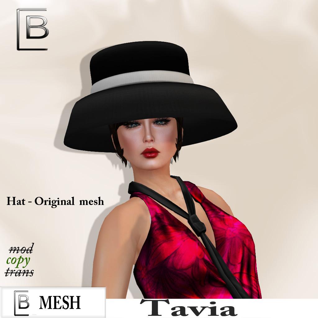 Baboom-Tavia-HAT-originalmesh