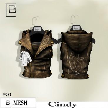 Baboom-Cindy- weste-hahn