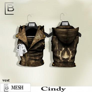 Baboom-Cindy- weste-tatoo