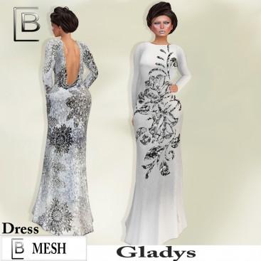 Baboom-Gladys-silverWhite