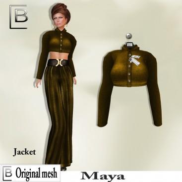 Baboom-Maya-jacket original