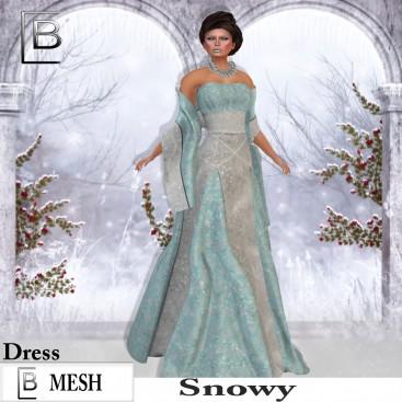 Baboom-SNOWY-POE8