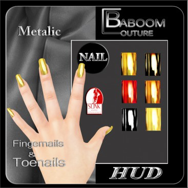 Baboom-slinkNailHUD- Metalic -