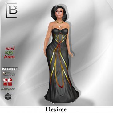 baboom-desiree-gown-blackgold